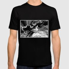 asc 615 - La volupté des formes (The voluptuousness of painting) Mens Fitted Tee X-LARGE Black