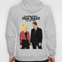The Doctor and Rose Hoody