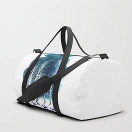 Winter Night 2 Duffle Bag