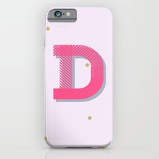 D is for Delightful Slim Case iPhone 6s