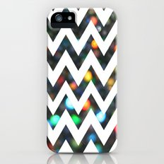 Chevron Sparkles Slim Case iPhone (5, 5s)