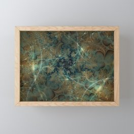 Alien City 2 Framed Mini Art Print