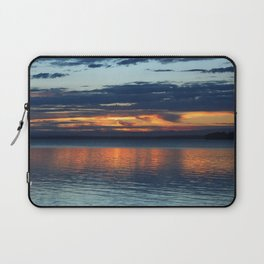Sunset At St Georges Basin Laptop Sleeve