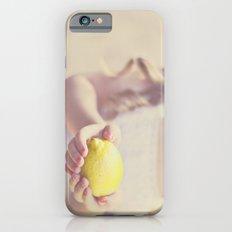 Sweet Lemon Slim Case iPhone 6s