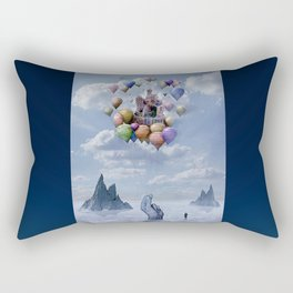 Sweet Castle Rectangular Pillow
