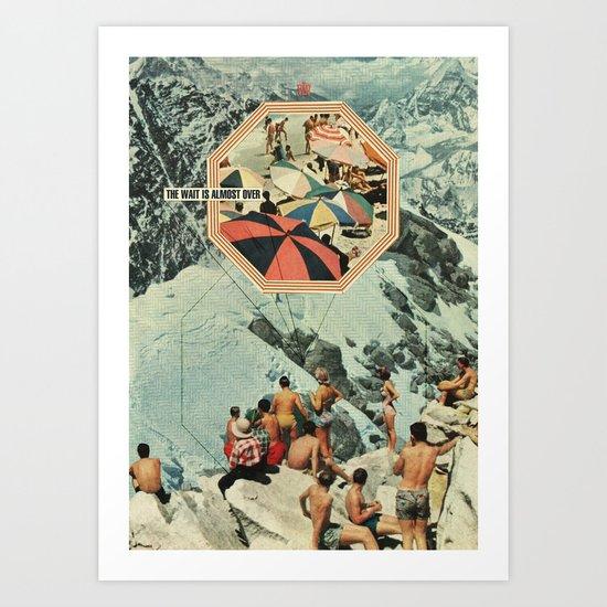 Start of Summer Art Print
