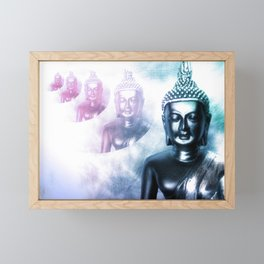 Free Your Mind Framed Mini Art Print