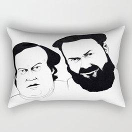 Mulligan and O'Hare Rectangular Pillow