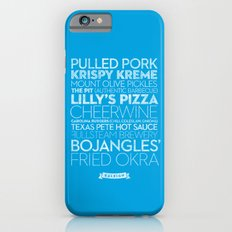 Raleigh — Delicious City Prints iPhone 6s Slim Case