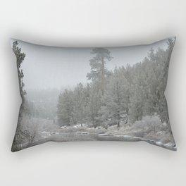Old Ponderosa On The Deschutes River Rectangular Pillow