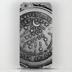 New Orleans Water Meter Slim Case iPhone 6 Plus