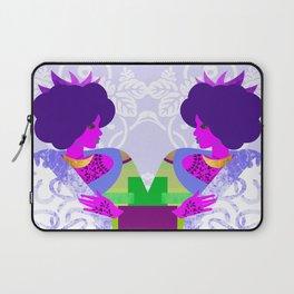 Queen's Robe Laptop Sleeve