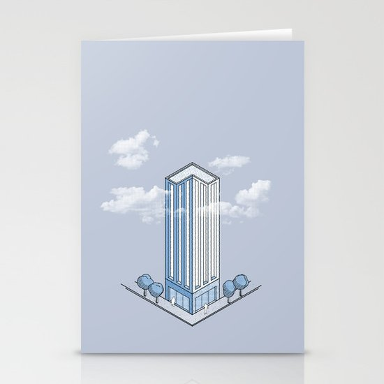 Architecture - You're Doing it Wrong Stationery Cards