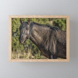 Garcia No. 2-Pryor Mustangs Framed Mini Art Print