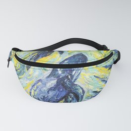 Whales. Ocean life Fanny Pack