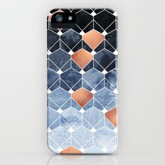 Copper Diamonds iPhone (5, 5s) Slim Case