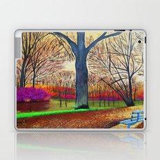 Wonderful colors of fall Laptop & iPad Skin