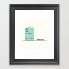 Fairytale of New York  Framed Art Print
