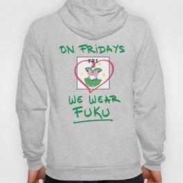 On Fridays We Wear Fuku - Jupiter Hoody