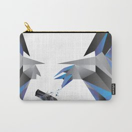 try harder! Carry-All Pouch