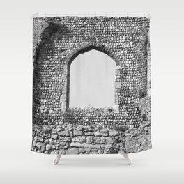 Solebay IV Shower Curtain