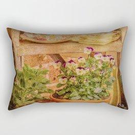 Nook and Cranny Rectangular Pillow