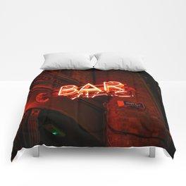 BAR (Color) Comforters