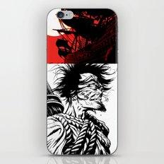Sea of Red iPhone & iPod Skin
