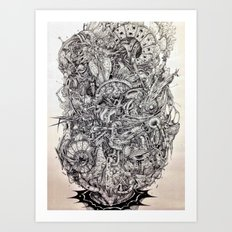 The Others Art Print