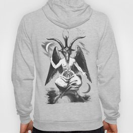Baphomet - Satanic Church Hoody