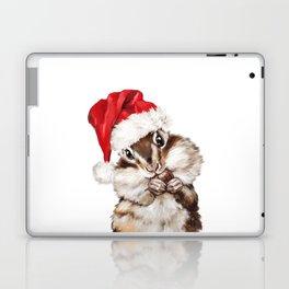 Christmas Squirrel Laptop & iPad Skin