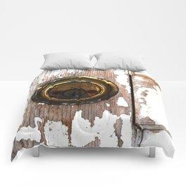 Crumbling Lock Comforters