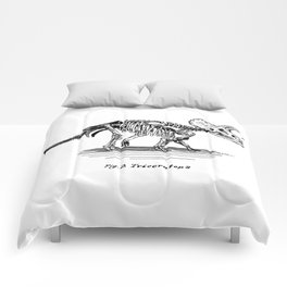 Figure Two: Triceratops Comforters