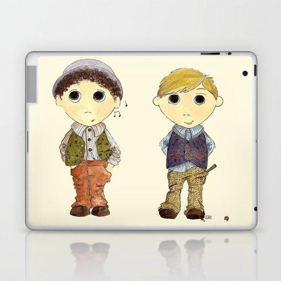 The Twins: Hugo & Harry Laptop & iPad Skin