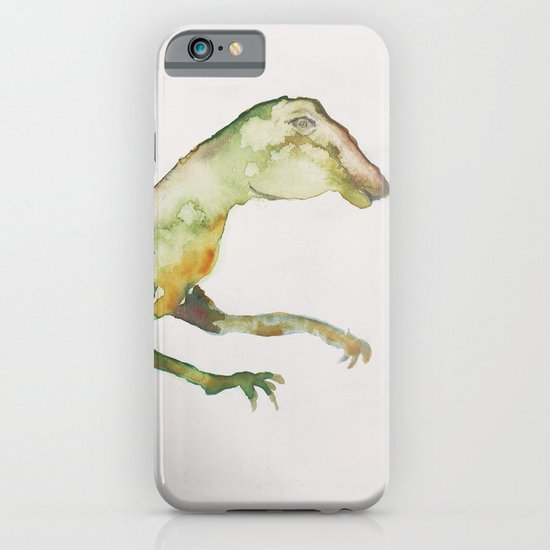 comsognathus iPhone & iPod Case