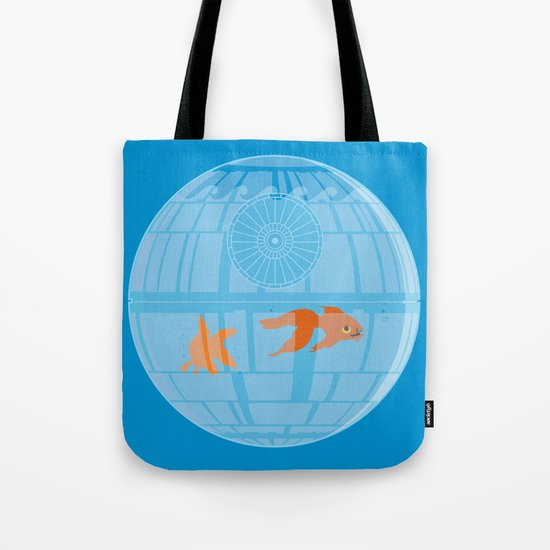 Empire Fish Bowl Tote Bag
