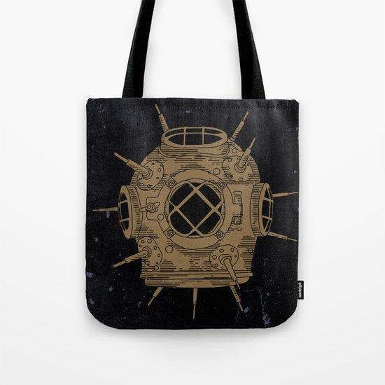 Dive Bomb. Tote Bag
