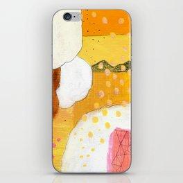 Goldish iPhone Skin