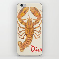 Dive iPhone & iPod Skin