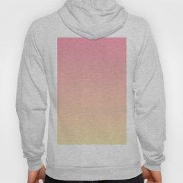 Gradient pink Hoody