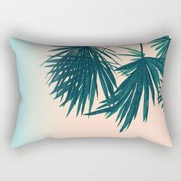 Aurora Leaves Perfume Rectangular Pillow