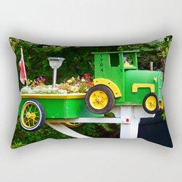Farmer's Mailbox Rectangular Pillow