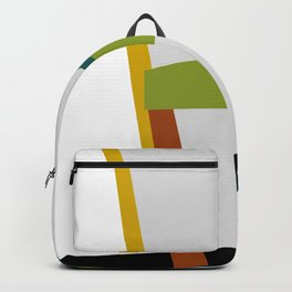 Mid Century Composition 2 Backpack