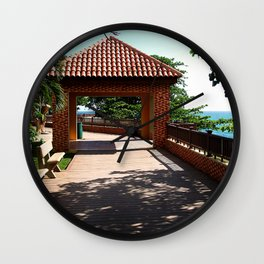 Near the old lighthouse @ Rincon Wall Clock