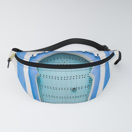 Doors - Chefchaouen Morocco Fanny Pack