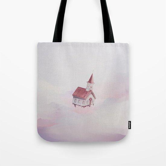Heavenly Flight Tote Bag