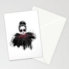 Lua // Fashion Illustration Stationery Cards