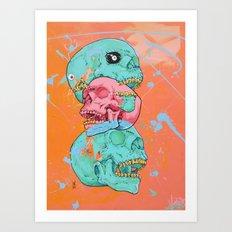 Factors Art Print