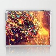 Butterfly Lights Laptop & iPad Skin