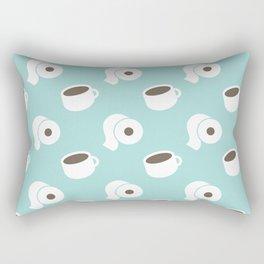 Every Single Morning Rectangular Pillow